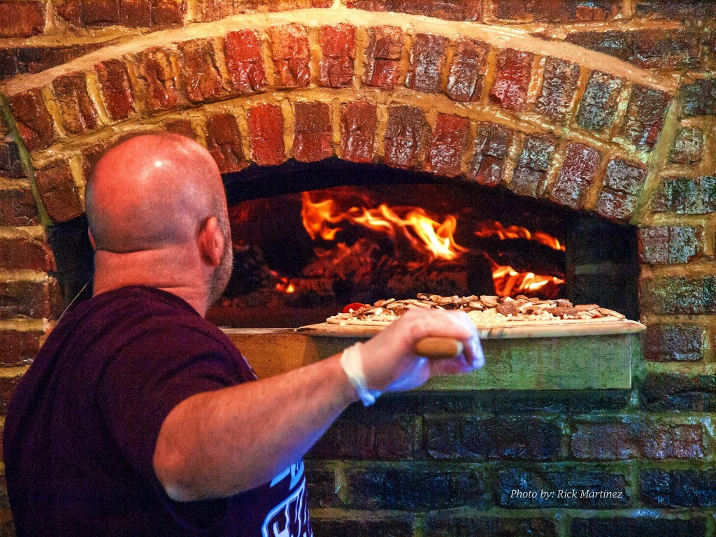 Wood-Fired Artisan Pizza. Antonio's - When Taste Matters!
