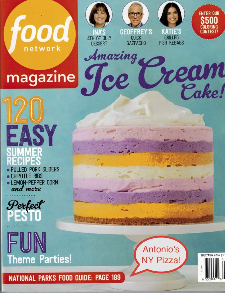 Food Network Magazine!